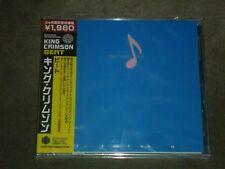 King Crimson Beat Japan CD sealed
