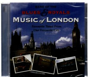 Band Of The Blues and Royals - Music Of London (brand new CD)