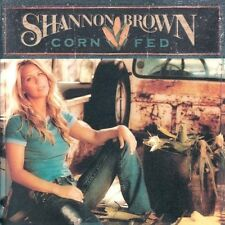 Shannon Brown - Corn Fed [New CD] Manufactured On Demand