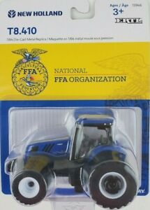 1/64 Ertl New Holland T8.410 Tractor FFA series