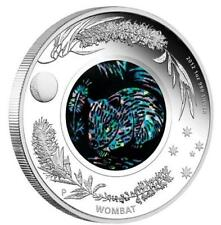 Australia 1 $ 2012   OPAL SERIES - THE Wombat 1 Oz