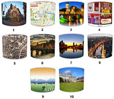 City of Dublin Lampshades, Ideal To Match dublin city Wall Decals & Stickers