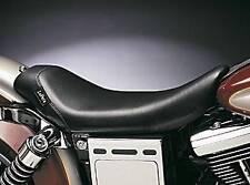 LEPERA BAREBONES SOLO SEAT ONLY DYNA FXD MODEL 06-UP SUIT HARLEY CUSTOM BOBBER