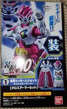 Kamen Rider Ex-aid So-do Stage 10 VRX Creator Gamer Armor