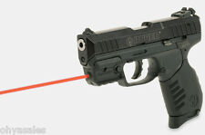 LaserMax Rail Mount Red Laser Sight for Ruger SR22, SR9c, SR40c - LMS-RMSR