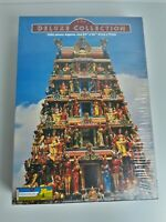 Chad Valley Deluxe 1500 Piece Jigsaw Puzzle Perumal temple Brand New