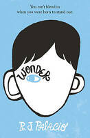 Wonder by R. J. Palacio (New Paperback Book) 9780552565974