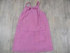 IKKS schönes Hängerchen Trägerkleid rosa pink Gr. 12 J TOP BI1217