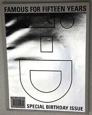 I-D Magazine #145 15TH B-Day ISSUE Damien Hirst BLUR Robbie Williams KATE MOSS