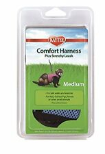 Super Pet Small Animal Comfort Harness and Stretchy Leash Medium