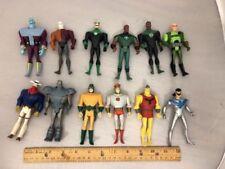 Colección de figuras de acción