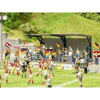 NOCH 14398 1/87 HO DECORS KIT TRIBUNE H0