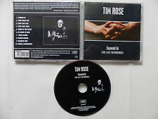 CD Album TIM ROSE Snowed in     cdb red 239 folk