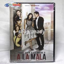 A LA MALA - Una Pelicula de Pitipol Ybarra DVD Región 1 y 4 ESPAÑOL LATINO