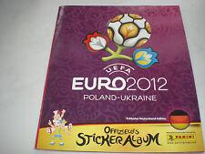 Panini-Sticker Euro 2012--Poland-Ukraine--100 Stück aussuchen