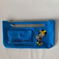 Rare Vintage Disneyland School Pencil Case Lunch Money Pouch Minnie Mouse Pouch