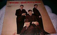 "Beatles LP ""Introducing The Beatles"" VJ LP-1062 Very Good Condition"