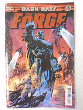 DARK DAYS The FORGE # 1 FOIL STAMPED COVER ~ 1ST PRINT ~ BATMAN METAL DC COMICS