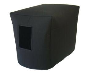 "Ashdown ABM 115/300 Compact Cabinet Cover - 1/2"" Padded, Black, Tuki (ashd013p)"