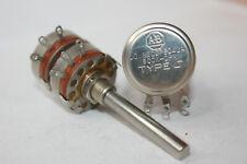 NOS Allen Bradley Type J, stereo linear potentiometer, 500k. N200P504UA (H2)