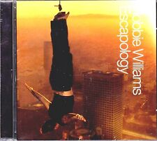 "ROBBIE WILLIAMS - "" ESCAPALOGY"" - CD ( NEW)"