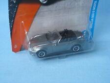 Matchbox Mazda MX-5 Miata Silver-grey Toy Model Sports Car 70mm Long MX5,