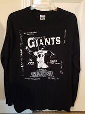 San Francisco Giants Bumgarner 2014 World Series Med L/S Shirt MLB Baseball