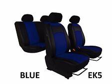 Toyota Hilux 2005-2016 eco cuir housses de siège sur mesure pour voiture sur mesure
