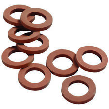 Orbit 10pk Rubber Washers for Garden Hoses, Water Nozzles, Sprayers - 58090N