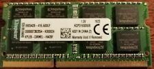Kingston Mémoire RAM 8GO laptop PC DDR3 PC3 Pc Portable