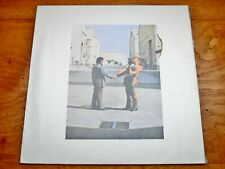 Pink Floyd ♫ Wish You Were Here ♫ RARE Columbia Records Brazil Import Vinyl LP