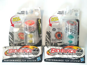 Out of Production Hasbro Beyblade Metal Fusion LOT of 2* BB-59, BB-94