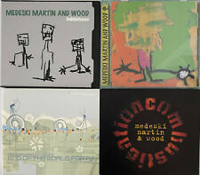 Medeski Martin & Wood - Lot of 4 Cd's (Shack Man-Combusticaction-bubbl ehouse.)
