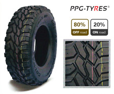 4 x 235/65 R17 MUD TERRAIN M/T 4x4 OFF ROAD TYRES 235 65 17 All season M+S A/T