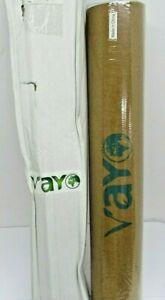 Lotus Cork and Natural Rubber Yoga Mat