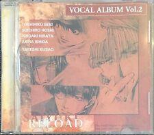 Saiyuki Reload Vocal Album Vol 2 (CD Album) Free UK Post
