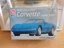 Modelkit AMT / ERTL 1995 Chevrolet Corvette Convertible on 1:25 in Box (Sealed)