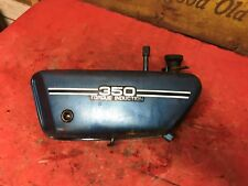 1973 Yamaha RD350 Oil Tank  Side Cover   RD 350