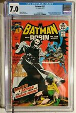 Batman #237 CGC 7.0 Bronze Age 1st Appearance of the Reaper! (Dec 1971, DC)