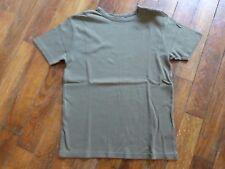Tee-shirt kaki MC - Angelo Litrico C&A - Taille L - Excellent état