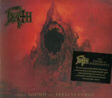 Death The Sound Of Perseverance Doppio Cd Nuovo & Sigillato