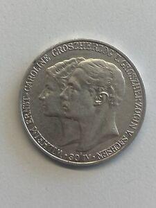 5 Mark Sachsen Weimar Eisenach 1903 Deutsches Reich
