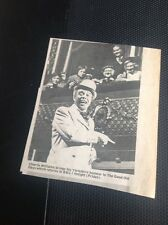 D6-1 Ephemera 1975 Picture Charlie Williams The Good Old Days Bbc Tv