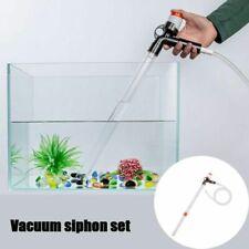 Aquarium Vacuum Siphon Sets Cleaner Fish Tank Water Filter Cleaning Hose Pipe