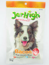 Dog Treats Jerhigh Bacon Flavour Suitable For Dogs To Grow Healthy And Strong