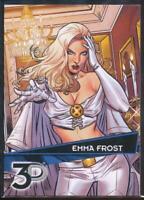 2015 Marvel 3-D Trading Card #36 Emma Frost