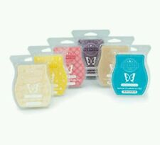 3 X Scentsy Scent Wax Bars Melts New