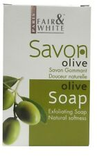Fair & White Paris Olive Soap Exfoliating Soap Natural Softness 200g