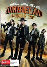 Zombieland Double Tap DVD Region 4 Woody Harrelson