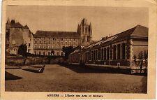 CPA Angers-L'Ecole des Arts et Métiers (189569)